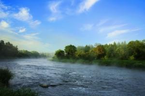 Objet inconnu tombé dans la rivière des Outaouais