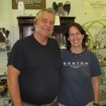 Bob Landrum et Annie Thériault
