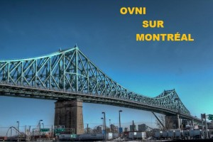 Un OVNI sur Montral?