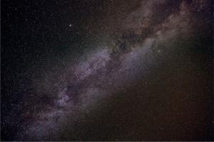 Notre soleil ne fait que passer près de la voie Lactée