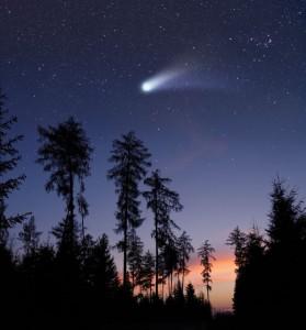 Les comètes d'où viennent-elles ?