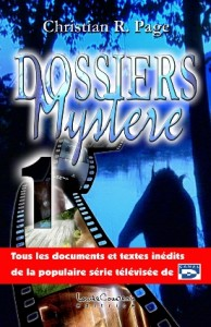 Attention Attention : Dossiers Mystère en librairie!