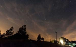 Point blanc lumineux à St–Eustache