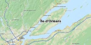 Île-d'Orléans : un étrange objet