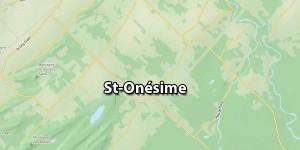 Flammes volantes à St-Onésime