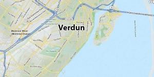 Lumière dans le ciel de Verdun