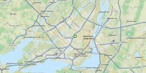 Observation d'une boule lumineuse à Montréal