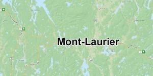 Boule de lumière à Mont-Laurier