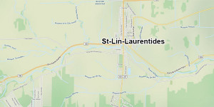 Objets triangulaires à St-Lin-Laurentides