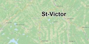 Observation d'un objet non identifié à Saint-Victor de Beauce