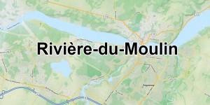 Sphères de lumières – Rivière-du-Moulin
