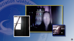 [Vidéo] Rencontre rapprochée avec d'étranges visiteurs à Limoilou en 2012