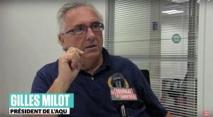 Vidéo reportage sur un souper de l'AQU