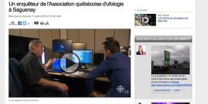 Entrevue de Luc Vincent, directeur régional du Saguenay