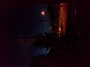 Lumière étrange sur Baie-Comeau