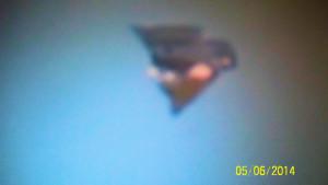 Observation d'un objet volant à Buckingham [Canular]